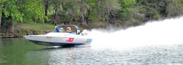 Race the Joe! jet boat weekend