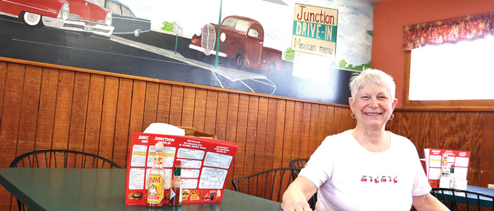After working and owning the Junction Drive-In for a combined 51 years, Kay Miller will work her final shift at the restaurant May 12.