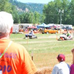 Summer Grass Drags in St. Maries