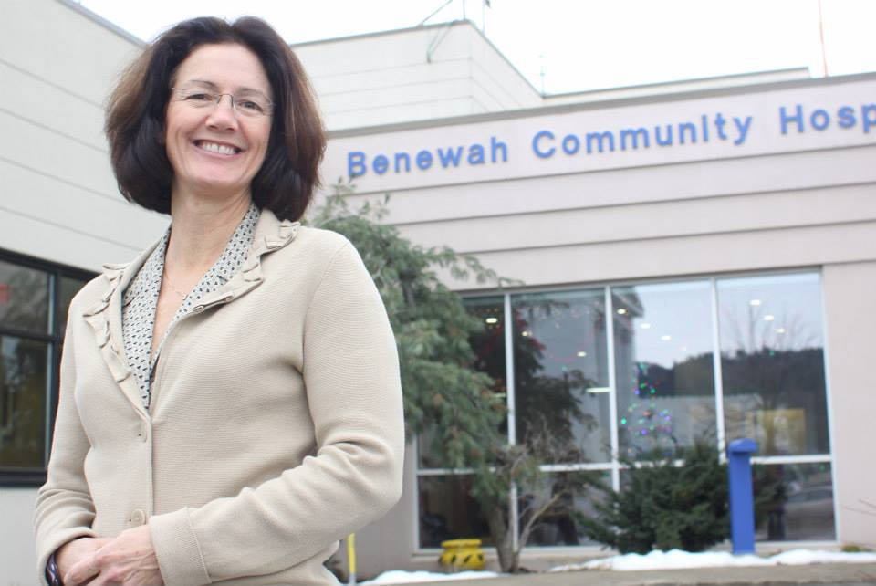 Brenda Parnell was recently hired as the new CEO at Benewah Community Hospital. She has more than 20 years experience in health care and enjoys working in a rural setting.