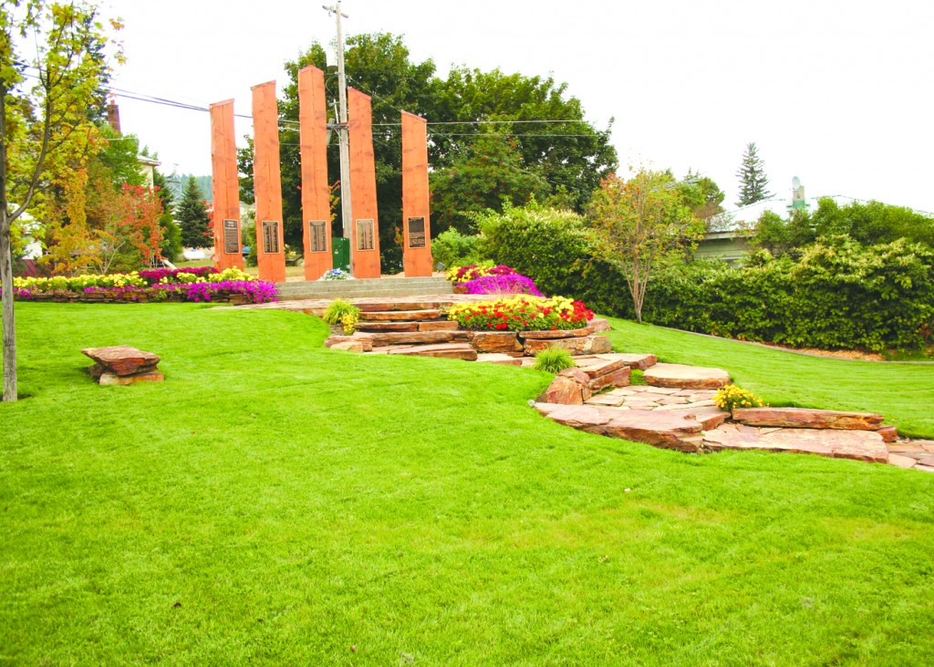 City of St. Maries Logger Memorial