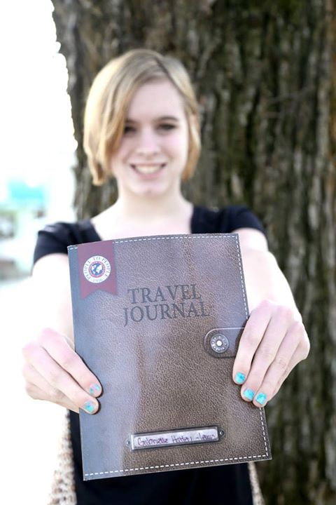 St. Maries High School freshman Gabrielle Hatley-Lewis plans to travel abroad this summer.