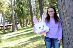 Tami Holdahl has organized the Easter egg hunt in St. Maries for the last seven years and is ready for someone else to take it on.