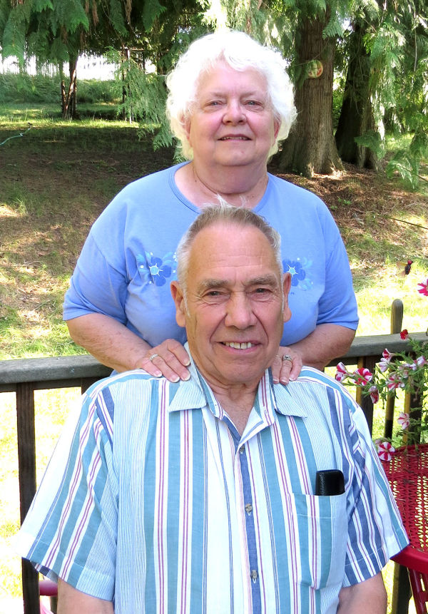 Larry and Dorothy Donohoe were selected by the Harrison Old Time Picnic committee as the 2015 King and Queen.