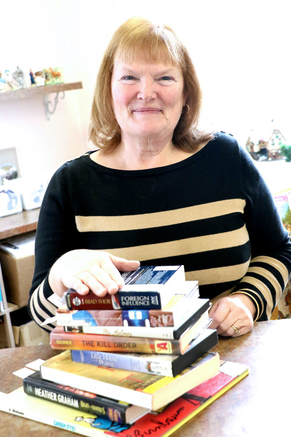 Leslee Adams will retire this summer from her position as librarian at the St. Maries Public Library. She was worked at the library for 25 years and served 16 of those years as lead librarian.